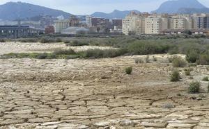 Comienza el vallado de los terrenos contaminados de El Hondón