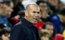 Zidane: «La sensación no es buena»