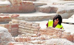 Los trabajos de laboratorio de los restos hallados en San Esteban se inician en mayo