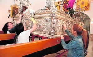 El Paso Encarnado se prepara para el Encuentro rabalero en La Estrella
