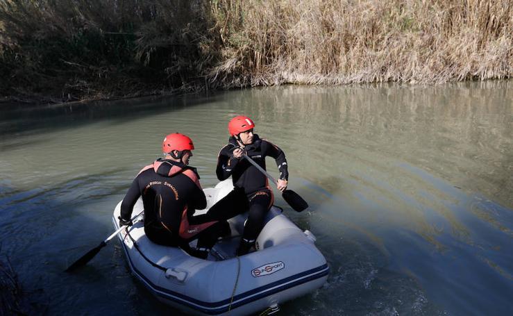 El Grupo de Rescate Subacuático regional incorpora drones en sus intervenciones