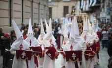 Procesiones de Martes Santo en Murcia