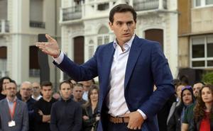 Rivera confía en su «tándem con Murcia» para el cambio de Gobierno