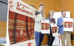 Los comercios vestidos con motivos huertanos podrán ganar hasta 1.000 euros