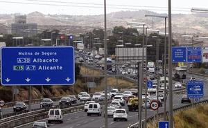 La DGT avisa de las multas que pondrá esta semana Santa en la Región de Murcia: 200 euros y 3 puntos del carné