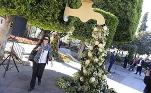 Catorce esculturas hechas con 750 kilos de hortalizas homenajearán el Trasvase