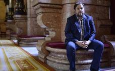 La Junta Electoral autoriza una rueda de prensa de Junqueras por videoconferencia desde prisión