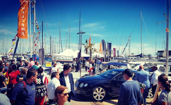 La Feria Náutica Marina de las Salinas potencia el sector en la Región
