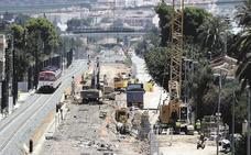 Adif saca a concurso los ensayos de control de materiales para el AVE en Sangonera-Lorca