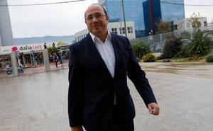 La Fiscalía recurre la exculpación de Pedro Antonio Sánchez en el 'caso Púnica'