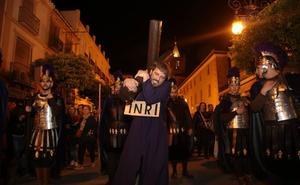 La pasión de Jesús se vive en Lorca