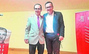 Zapata, candidato socialista a la alcaldía de Albudeite