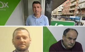Afiliados de Vox denuncian a tres dirigentes por presunta financiación ilegal en Cartagena