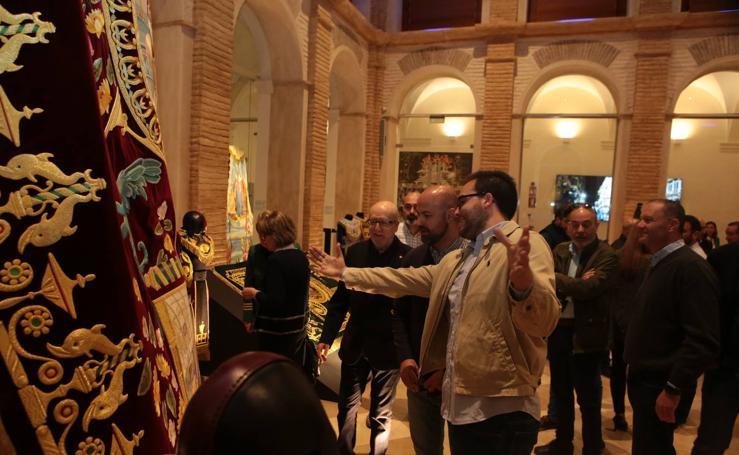 El Paso Azul estrena el grupo de Marco Antonio y los paños de Julio César