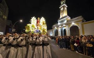 Los tres apóstoles marcan el paso en Cartagena