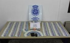 Cae una banda que falsificaba billetes tras hallar en Los Garres una nevera con 18.000 euros
