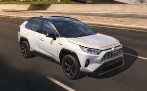 Toyota Murcia lanza una promoción de hasta 6.000€ en las últimas versiones del RAV4