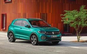 Huertas Motor recibe el nuevo Volkswagen T-Cross