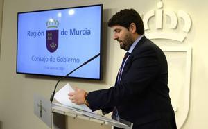 Miras: «Rivera perdió ayer una gran oportunidad de desmentir un acuerdo con el PSOE en Murcia»