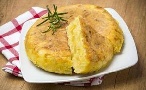 La receta para hacer tortilla de patatas en el microondas