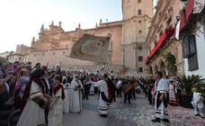 El volteo que levanta pasiones en Lorca