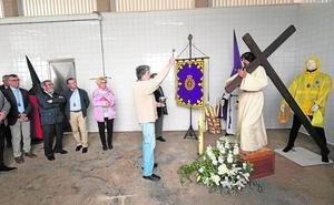 Cabo de Palos honra a los pescadores en la procesión de Jesús Nazareno