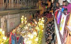 Dolor encarnado por el Prendimiento en Cartagena