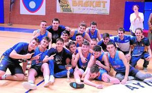 La generación dorada del Molina Basket