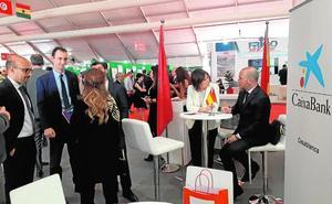 CaixaBank acompaña al sector agroalimentario español en la mayor feria agrícola de África