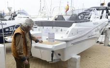 La feria de San Pedro del Pinatar exhibe la oferta náutica de la Región