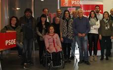 Francisco Saavedra lidera la lista del PSOE para las elecciones municipales de Alcantarilla