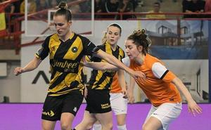 El Jimbee Roldán se medirá al Kick Off en la final de la Copa de Europa femenina