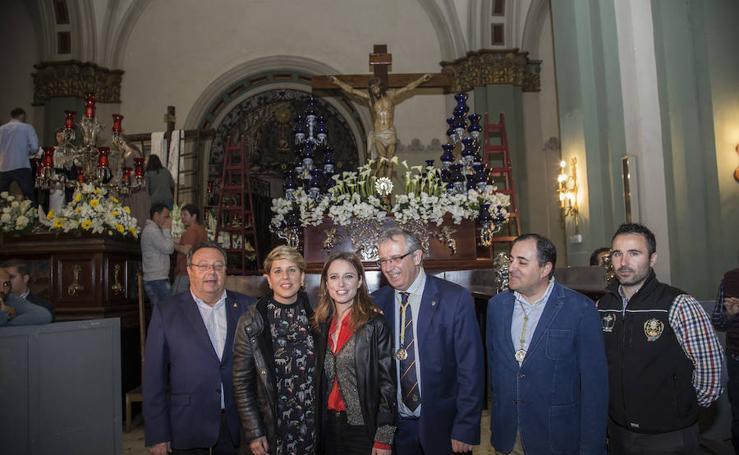 Andrea Levy en Cartagena: «El PP devolverá la moderación a España»