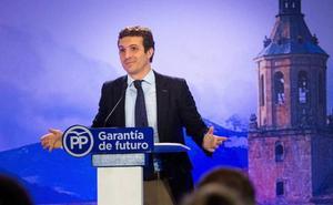 Casado cancela su visita a Lorca este viernes por la meteorología y los debates electorales