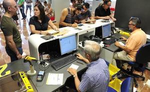 Correos gestiona más de 23.000 solicitudes de voto en la Región