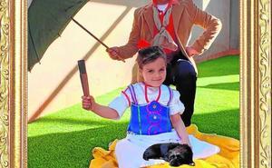 Los alumnos de Infantil de Las Claras recrean las obras más famosas del Museo del Prado