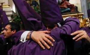 Vídeo: tristeza 'morá' tras la suspensión de la procesión de los 'salzillos'