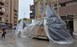 El Paso Encarnado no sacará sus imágenes este Viernes Santo