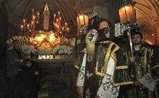 Las procesiones de Servitas y del Santo Sepulcro también se suspenden