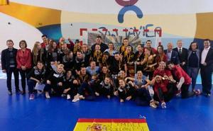 El Jimbee Roldán conquista la Copa de Europa femenina en San Javier