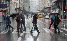 Meteorología eleva a naranja el aviso por lluvias en gran parte de la Región