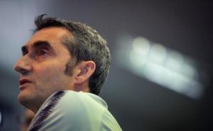 Valverde: «Es una semana de nueve puntos, los que nos faltan para ser campeones»