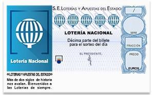 Jumilla y El Siscar se llevan un pellizco del primer premio de la Lotería Nacional