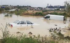 El temporal provoca casi 500 incidencias en la Región