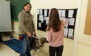 La Biología, con perra entra