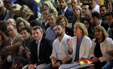 Abascal confirma a Pascual Salvador como el candidato de Vox a la presidencia de la Comunidad