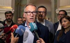 José Guirao llama al voto de las «personas sensatas» para «evitar que las tres derechas sumen»
