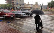 Las chubascos seguirán hoy en toda la Región de Murcia a partir de las 11