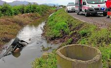 La lluvia pierde fuerza, pero la inestabilidad en la Región de Murcia continúa hoy