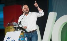 Abascal: «España no necesita 17 parlamentos; nos basta con uno»